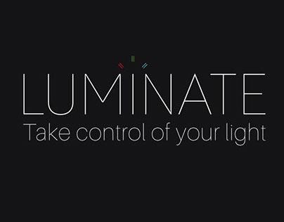 Luminate - Smart Light Bulbs