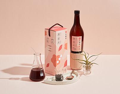 Packaging|高酵屋康普茶 Black Tea Kombucha