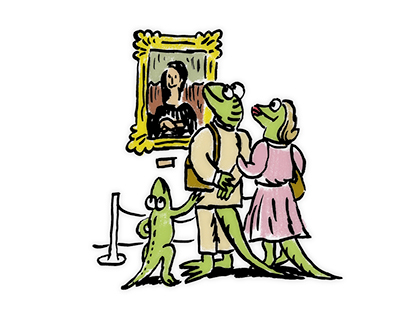 Такие разные динозавры (kid`s book about dinosaurs)