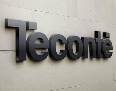 Teconté - Design Web - Branding