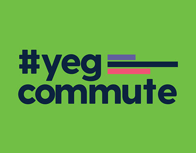 #yegcommute Campaign