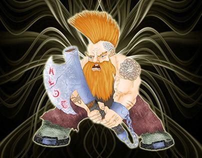 Dwarf / Krasnolud