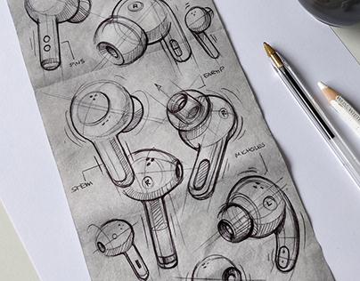 Sketches & Illustrations 2021 (Part 4)
