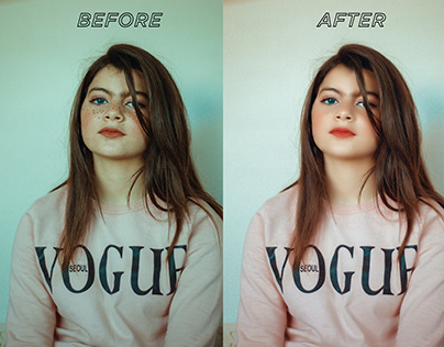 Beauty / High End Retouch