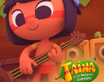 PEPE's STUDIO - TAINÁ AND THE AMAZON'S GUARDIANS