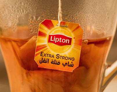 Lipton Extra strong-Stop Motion