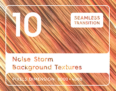 10 Noise Storm Background Textures