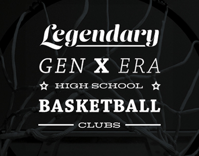Legendary Gen X High School Basketball Clubs