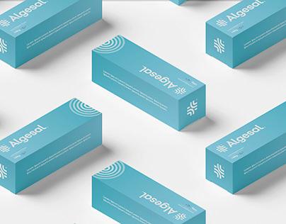 Algesal® - Branding