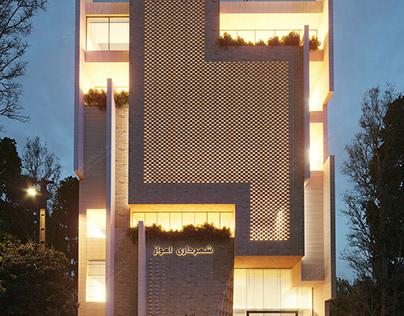 Exterior render   Architectural Visualization