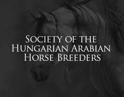 Society of the Hungarian Arabian Horse Breeders