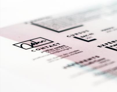 Curriculum vitæ - Transparent resume