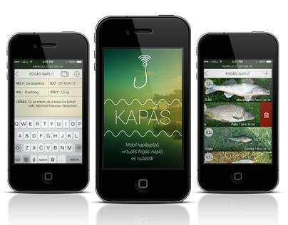 Kapás app