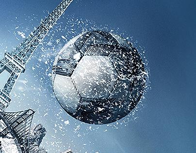 Coors Light World Cup Print