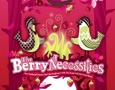 Valley Splendor — The Berry Necessities