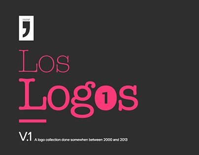 Los Logos - v1 - 15 Logos CI Brands and Dark Typefaces