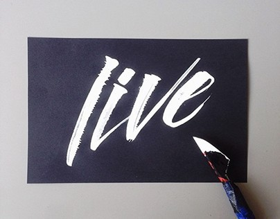 Lettering & Calligraphy collection