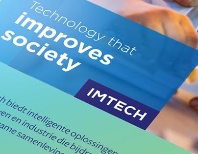Imtech - dynamic identity