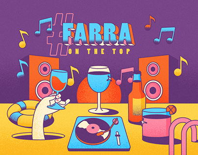 Farra on the Top - Sui Rooftop