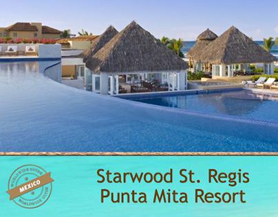 St. Regis Punta Mita Resort's Worldwide Guide Video