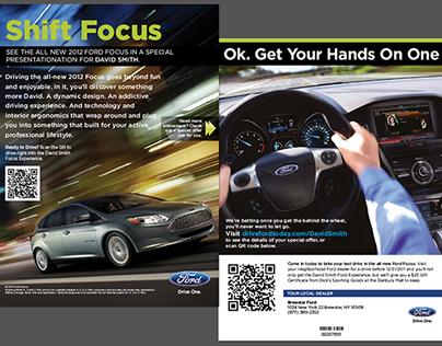 Concept Ad: Ford Focus