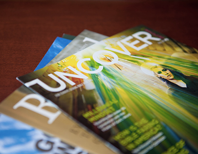 Uncover Magazine, Cover Design and Illustrations