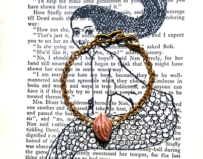 Beyond Fiction- Jewellery and Drawings