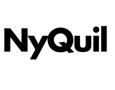 NyQuil Advertising Copyright and Design Project