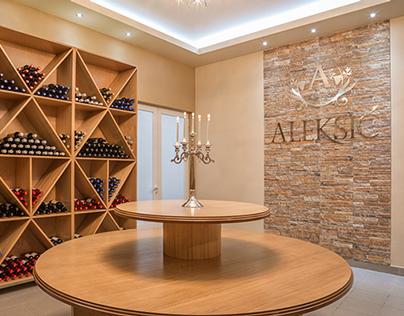 "Winery ""Aleksic"" south-eastern Serbia"