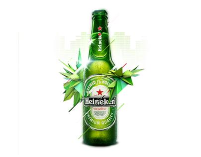 Heineken - Festival Famous App