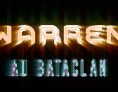 Générique TV - Warren au Bataclan - BCI 2014
