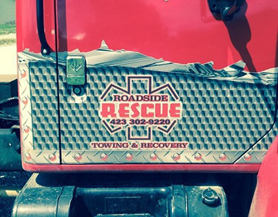 Towing & Recovery Logo