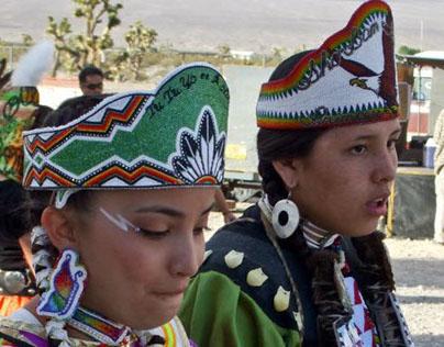 Las Vegas Paiute 24th Annual Snow Mountain Pow Wow