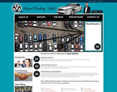 Royal Parking Valet •Business Development