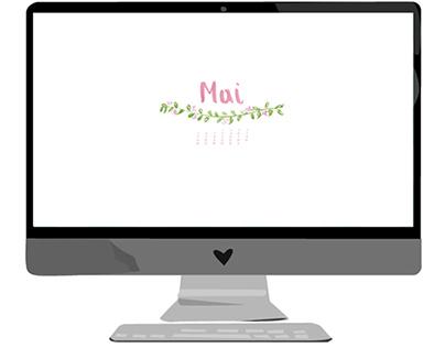 Desktop Wallpaper Illustrations