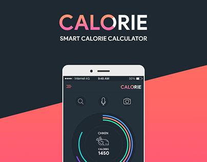 Calc Calorie App