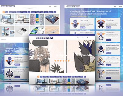 Webograf.co - online portfolio website