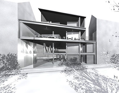 Domicile for the the Association of Architects