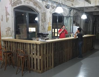 SAMO Banco Bar