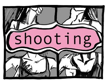 shooting  comic-story