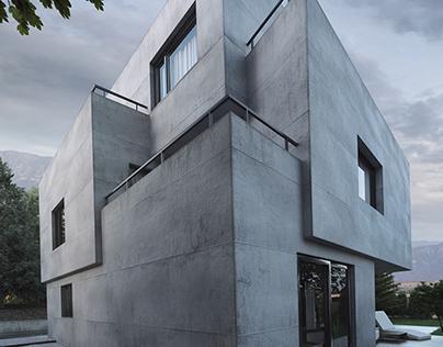 Exterior - Erlenbach House