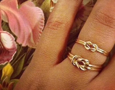Knots Rings