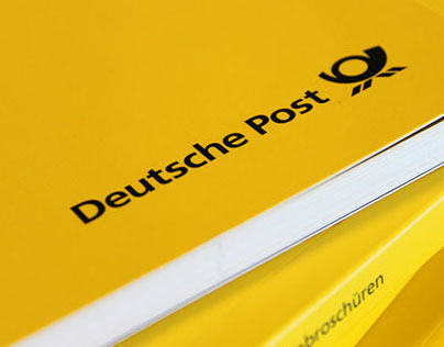 Deutsche Post AG – Brand Identity