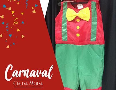 Posts Carnaval Loja de Varejo