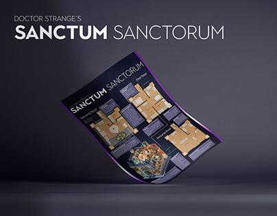 Sanctum Sanctorum - Data Infographic