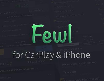 Fewl for CarPlay & iPhone