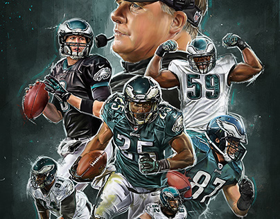 Philadelphia Eagles - 2014 Season Ticket Campaign