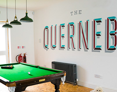 The Querneby Mural