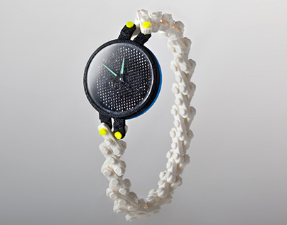 3D Printed Watch - print temps