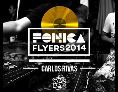 Flyers Fonica 2014